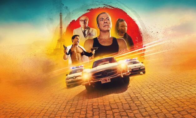 The Last Mercenary Netflix Review