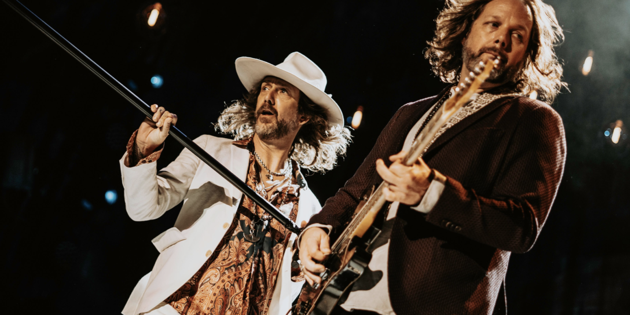 The Black Crowes And Dirty Honey Throw The Perfect Rock Show In Chula Vista