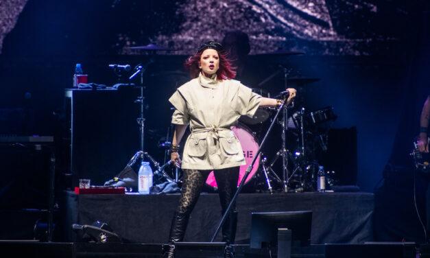 REVIEW + PHOTOS : Garbage Opens for Alanis Morissette's Jagged Little Pill Tour in Alpharetta, GA