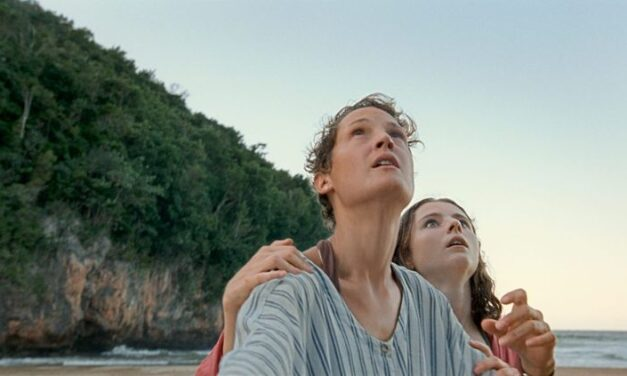 'Old' Review: A Story of Rapid Aging, Mortality, and Controlled Hysteria Under the Confines of Nature's Eye