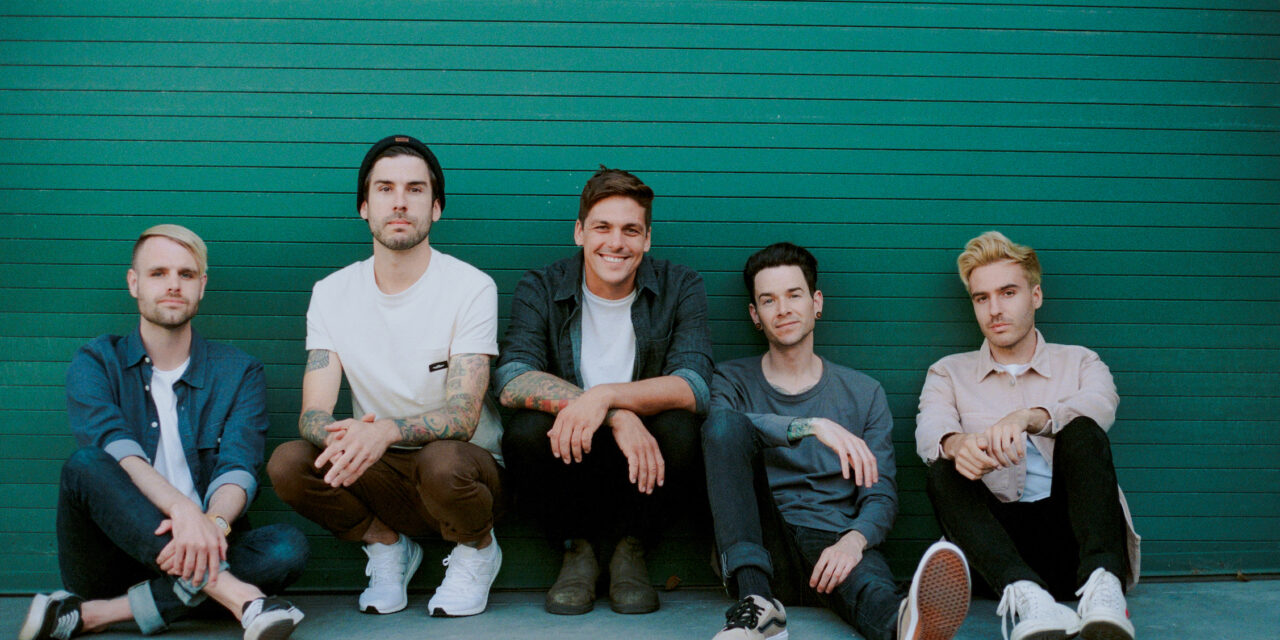"""Real Friends announce 'Torn In Two' EP + release new song, """"Teeth"""""""