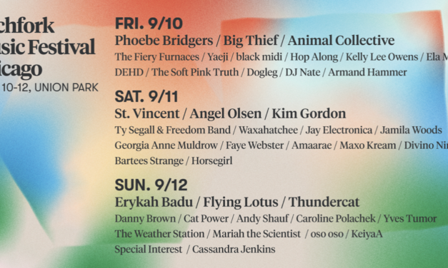 Pitchfork Music Festival Is Just Around The Corner And Here's What You Need To Know