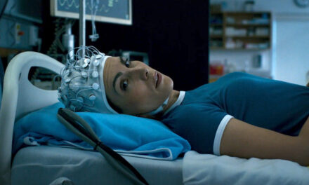 Actress Carly Pope Speaks About 'Demonic,' Her Character, and Working With New Technology