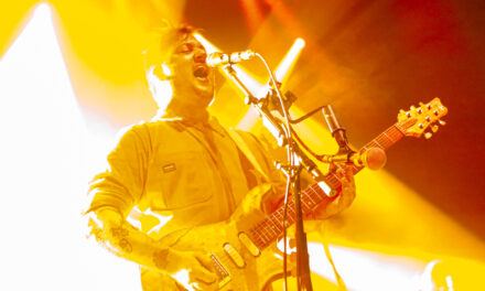 REVIEW: Modest Mouse sold out The Vic for their Lollapalooza aftershow