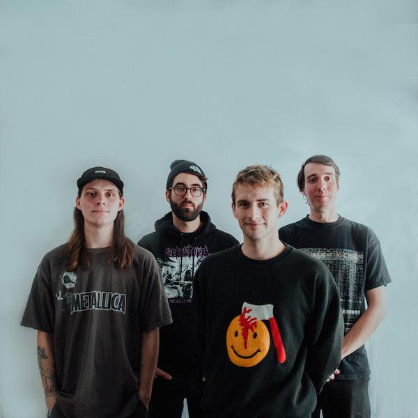 """Heart Attack Man announce new EP + release new single/video, """"Pitch Black"""""""