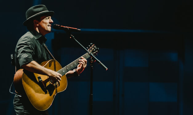 PHOTOS/REVIEW: Jason Mraz and A Lovely Evening At the Rady Shell in San Diego