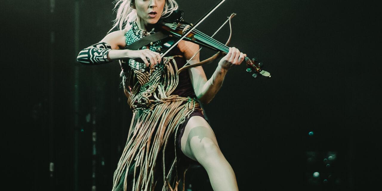 Lindsey Stirling's ARTEMIS Tour Hits San Diego