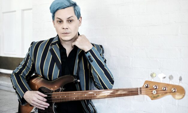 """With A Collison of Driving Guitars and Funky Synths, Jack White Returns With """"Taking Me Back"""""""