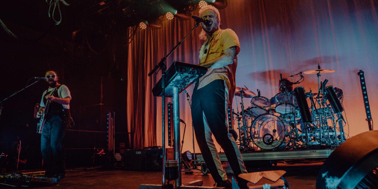 LIVE REVIEW + PHOTOS: Walk The Moon bring their high energy Dream Plane Tour to Brooklyn