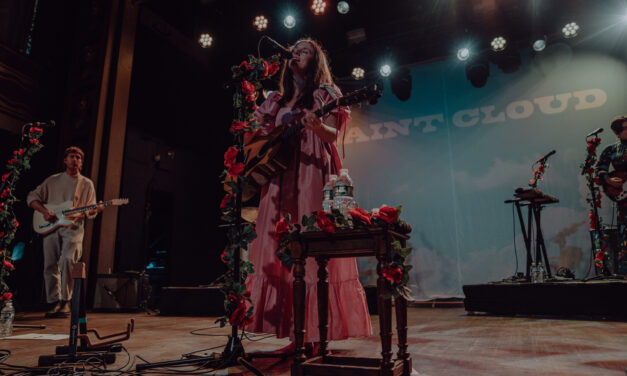 LIVE REVIEW + PHOTOS: Inside Saint Cloud and Waxahatchee's sold out New York show