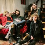 """Prince Daddy & The Hyena sign to Pure Noise Records; release """"Curly Q"""" music video"""